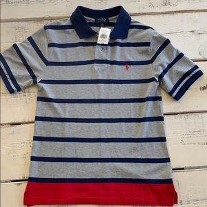 Polo Ralph Lauren teen 14-16 polo shirt. NWT.